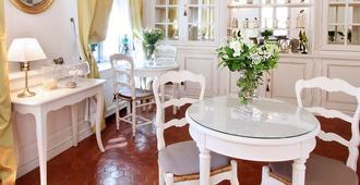 Les Quatre Dauphins - Aix-en-Provence - Restoran