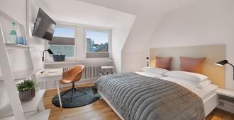 Beethoven Hotel Dreesen - furnished by BoConcept - Βόννη - Κρεβατοκάμαρα