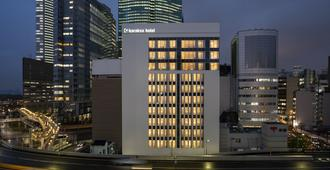 karaksa hotel premier Tokyo Ginza - Tokio - Edificio