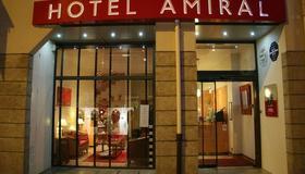 Hotel Amiral - Nantes - Bâtiment