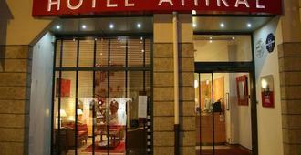 Hotel Amiral - Nantes - Edificio