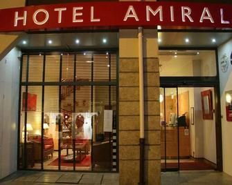 Hotel Amiral - Nantes - Building