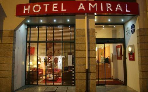 阿米拉爾酒店 - 南特 - 南特 - 建築