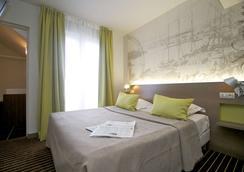 阿米拉爾酒店 - 南特 - 南特 - 臥室