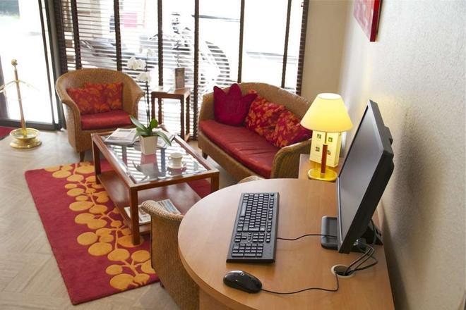 Hotel Amiral - Nantes - Wohnzimmer