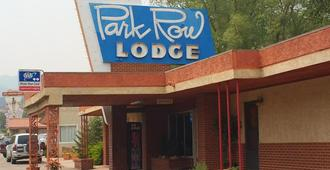 Park Row Lodge - Manitou Springs - Building