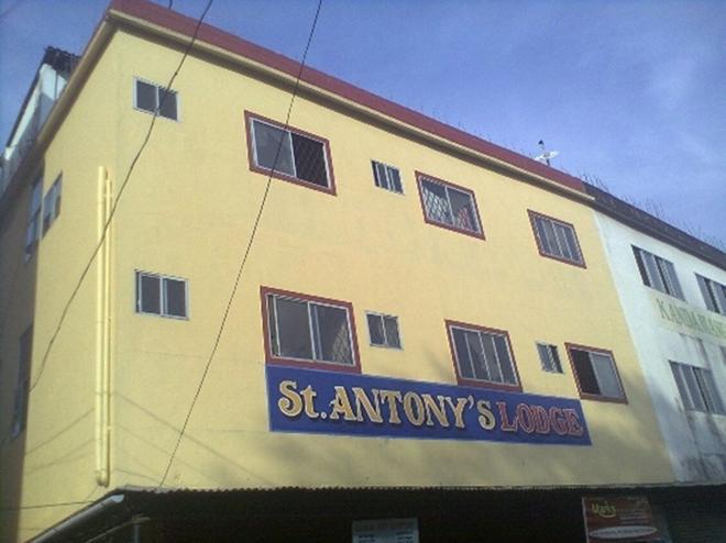 St.Antonys Lodge Ernakulam Market - Ernakulam - Gebäude