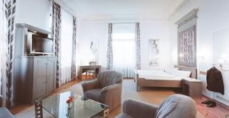 Hotel Kipping - דרזדן - חדר שינה