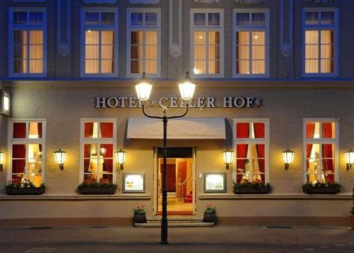 Hotel Celler Hof - Celle - Building