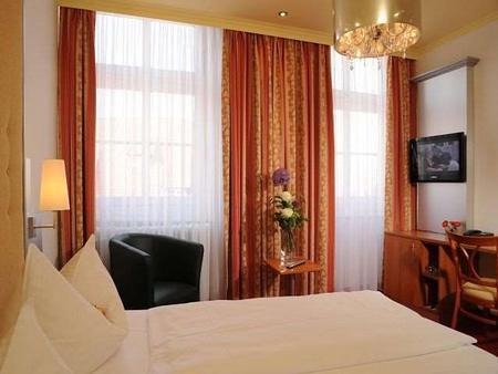 Hotel Celler Hof - Celle - Bedroom