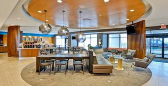 SpringHill Suites by Marriott Cincinnati Airport South - Florence - Lobby