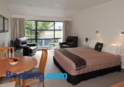 Country Glen Lodge - Christchurch - Phòng ngủ