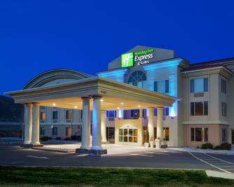 Holiday Inn Express & Suites Carson City - Carson City - Building