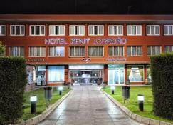 Hotel Zenit Logroño - Logroño - Edificio