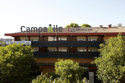 Hotel Campanile Nimes Centre - Mas Carbonnel - Nimes - Toà nhà