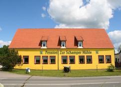 Pension Garni Zur Schamper Mühle - Gotthun - Bygning