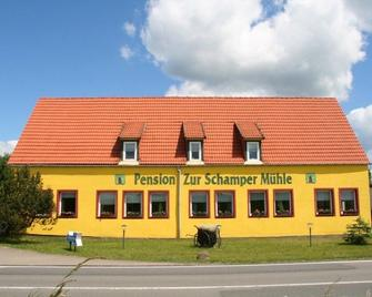 Pension Garni Zur Schamper Mühle - Gotthun - Gebäude