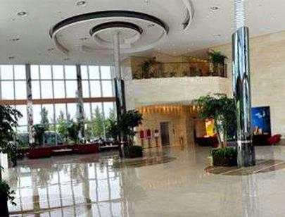 Ramada Plaza by Wyndham Riverside Hangzhou - Hangzhou - Lobby