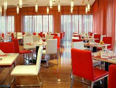 Ramada Plaza by Wyndham Riverside Hangzhou - Hangzhou - Restaurant