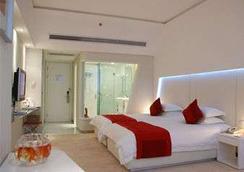 Ramada Plaza by Wyndham Riverside Hangzhou - Hangzhou - Bedroom