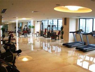 Ramada Plaza by Wyndham Riverside Hangzhou - Hàng Châu - Gym