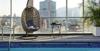 阿頓埃爾博斯克酒店 - 聖地牙哥 - 聖地亞哥 - 游泳池