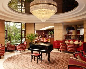 Europa Hotel - Belfast - Sala de estar