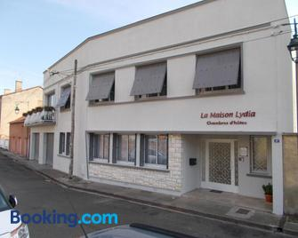 La Maison Lydia - Moissac - Gebouw