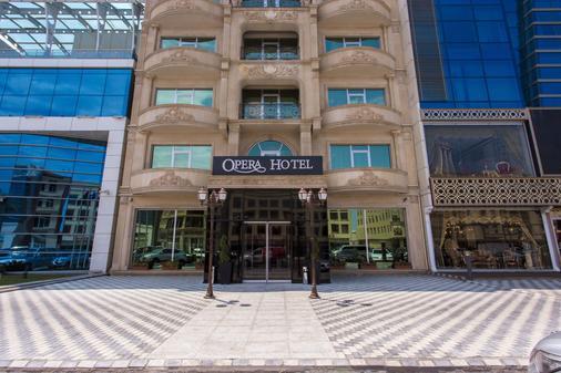 Opera Hotel - Baku - Gebäude