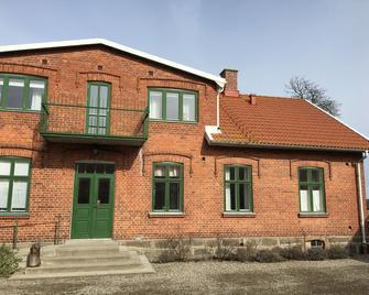Farmors Lycka - Kivik - Edificio