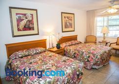 Shore Haven Resort Inn - Lauderdale-by-the-Sea - Κρεβατοκάμαρα