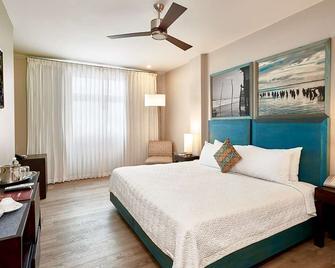 R Hotel Kingston - Кінгстон - Спальня