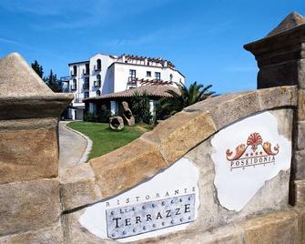 Hotel Poseidonia - Arbatax - Building