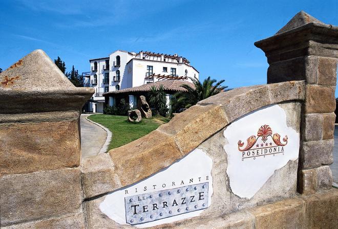 Hotel Poseidonia - Arbatax - Edificio