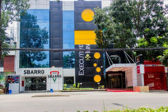 Executive Inn - Dhaka - Rakennus
