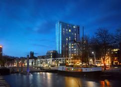 Radisson Blu Hotel, Bristol - Brístol - Edificio