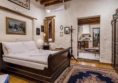 Koukos Rhodian Guesthouse - Adults Only - Rhodes - Phòng ngủ