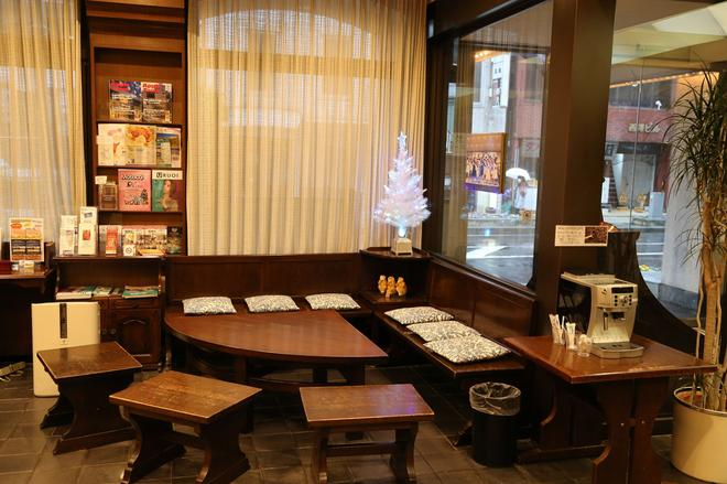Hotel New Station - Matsumoto - Restaurant