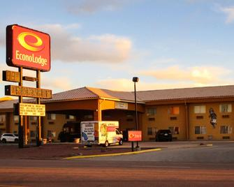 Econo Lodge Gallup - Gallup - Building
