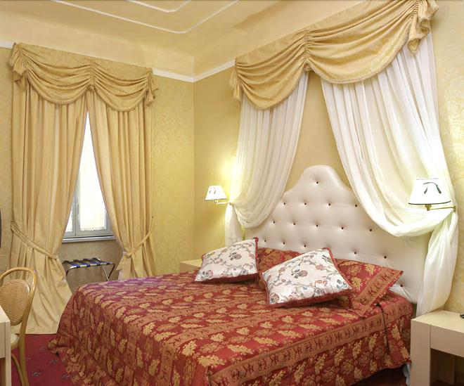 Hotel Andreotti - Rome - Bedroom