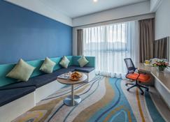 Holiday Inn Express Xichang City Center - Xichang - Sala de estar
