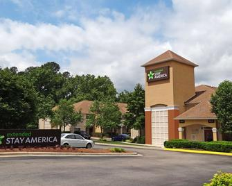 Extended Stay America - Raleigh - North - Wake Forest Rd. - Raleigh - Building