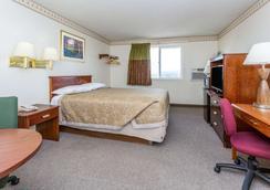 Super 8 by Wyndham Colorado Springs/Chestnut Street - Colorado Springs - Phòng ngủ