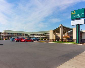 Quality Inn Yakima near State Fair Park - Yakima - Gebouw