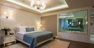 CVK Park Bosphorus Hotel Istanbul - Istanbul - Phòng ngủ