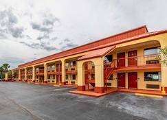 Econo Lodge Cumberland - Kingsland - Building