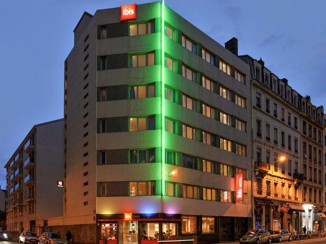 里昂中心宜必思酒店 - 里昂 - 里昂 - 建築