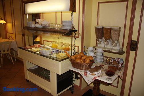 Hotel Christiansen - Sylt - Buffet
