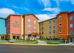 Aspen Suites Hotel Sitka - Sitka - Gebäude