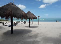 Hotel San Julio - Celestún - Beach